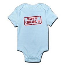 MADE IN CHICAGO Infant Bodysuit