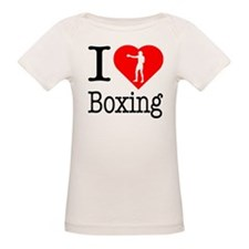 I Love Boxing Tee