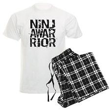 NINJA WARRIOR pajamas