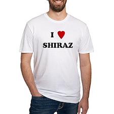 I Love Shiraz Shirt
