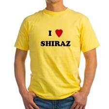 I Love Shiraz T