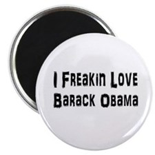 Cute Support obama Magnet