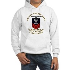 PO1 - Aviation Electrician Mate - Retired Hoodie