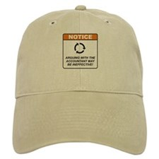 Accountant / Argue Baseball Cap