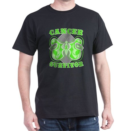 NonHodgkins Lymphoma Survivor Dark T-Shirt