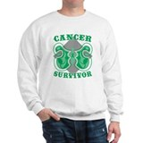 Liver Cancer Survivor Sweatshirt