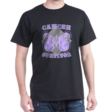 General Cancer Survivor Dark T-Shirt