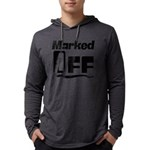 Is it fate or chance Hooded Sweatshirt