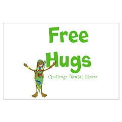 Free Hugs Posters