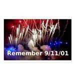 Remember 9/11 Postcards (Package of 8)