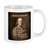 Ben/Beer 1-Side Small Mug