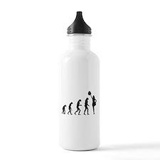 Evolution cheerleading Water Bottle