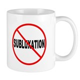 No Subluxation Mug