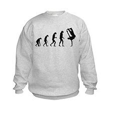 Evolution bboy Sweatshirt