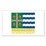 Mayaguez Flag Decal