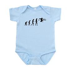 Evolution ninja Infant Bodysuit