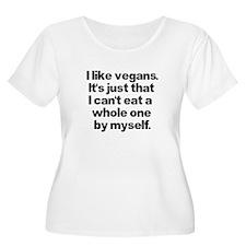 Anti Vegan Shirt T-Shirt
