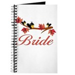 Autumn Bride Journal