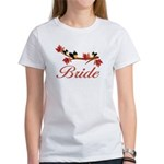 Autumn Bride Women's T-Shirt