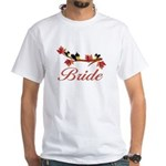 Autumn Bride White T-Shirt