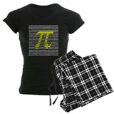 1000 Digits of Pi pajamas