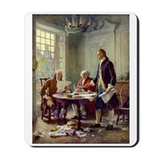 Founding Fathers Mousepad