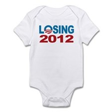 Anti Obama 2012 Infant Bodysuit