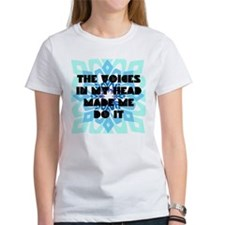 Cute The voice Tee