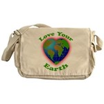 LoveYourEarth Messenger Bag