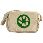 Recycle Messenger Bag