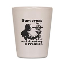 SurveyorsDoIt Shot Glass