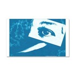 Chain Eye Car Magnet 20 x 12