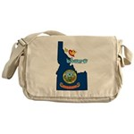 ILY Idaho Messenger Bag