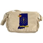ILY Indiana Messenger Bag