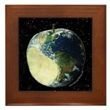 Tasty Earth 2 Framed Tile