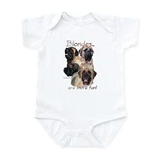 Mastiff 79 Infant Bodysuit