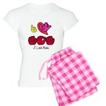 I-L-Y Mom Women's Light Pajamas