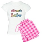 Pastel SIGN BABY SQ Women's Light Pajamas