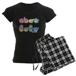 Pastel SIGN BABY SQ Women's Dark Pajamas