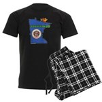 ILY Minnesota Men's Dark Pajamas