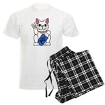 ILY Neko Cat Men's Light Pajamas