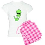 ILY Alien Women's Light Pajamas