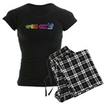 Got ASL? Rainbow Women's Dark Pajamas