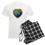 Earth Heart Men's Light Pajamas