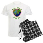 LoveYourEarth Men's Light Pajamas