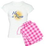 He is Risen Women's Light Pajamas