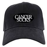 Cancer Sucks Baseball Cap