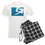 Chain Eye Men's Light Pajamas