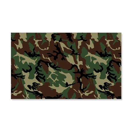 Camouflage pattern decals patterns gallery for Camouflage wall mural