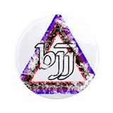 "Brazilian Jiu Jitsu Triangle 3.5"" Button (100 pack"